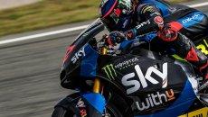 Moto2: Portimao: è già Mondiale tra Moto2 e Moto3 con mezza griglia in pista