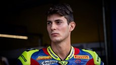 SBK: Matteo Ciprietti riparte dal National Trophy con il Team ZPM Racing