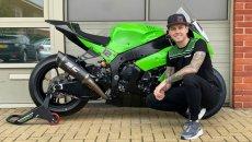 SBK: BSB, divorzio a sorpresa tra Luke Mossey e DB Race Team