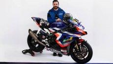 SBK: Il Team AltoGo svela la livrea della Yamaha per Mondiale e CIV