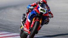 "SBK: Bautista: ""I had a motocross accident and I didn't tell Honda right away"""