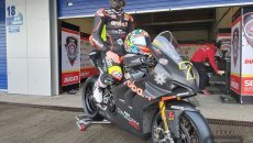 SBK: Chaz Davies COVID positive, no Misano tests