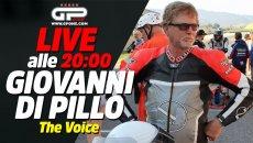 SBK: LIVE - Giovanni Di Pillo ospite della diretta alle 20:00