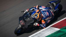 "SBK: Gerloff: ""I like Yamaha's philosophy, both in SBK and in MotoGP"""