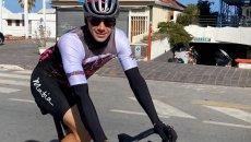 SBK: La Ducati lo aspetta! Scott Redding scalda i motori per le vie di Cattolica