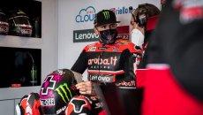 """SBK: Redding: """"A Misano non mi sono trovato a mio agio con la Ducati come volevo"""""""