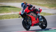 "SBK: Rinaldi: ""I've brought a bit of Romagna craziness to Ducati. Redding is the benchmark"""