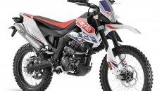 : Nuove Aprilia SX ed RX 125: caratteristiche e foto
