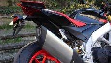 Moto - Gallery: Aprilia Tuono V4 2021, nuove foto dal web