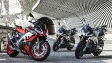 Moto - News: Aprilia Tuono V4 MY 2021: l'hypernaked italiana è arrivata! Prezzo e caratteristiche