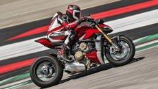 Moto - News: Ducati elettrica? Non subito. Un'alternativa è il carburante sintetico