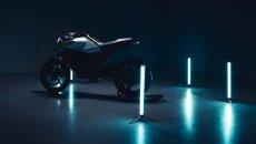 Moto - News: Husqvarna E-Pilen Concept: la prima Husky elettrica è realtà