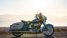 Moto - News: Harley-Davidson Electra Glide Revival: debutta la collezione Icons