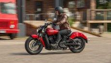 Moto - News: Indian Motorcycle: presto in arrivo una Scout Rogue?