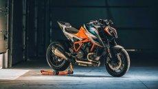 Moto - News: KTM 1290 Super Duke RR: la maxi naked più estrema a tiratura limitata
