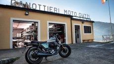 Moto - News: Moto Guzzi: porte aperte fino a fine aprile per festeggiare i 100 anni