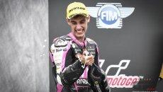"""Moto2: Arbolino: """"devo sistemare l'uscita di curva, in percorrenza sono veloce"""""""