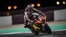 Moto2: Doppietta per Lowes in Qatar, dopo le pole anche la gara è sua!