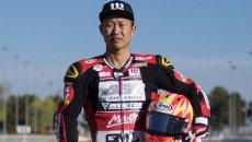 Moto2: Baltus ancora convalescente, sulla NTS a Jerez ci sarà Taiga Hada