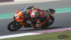 Moto3: Qatar - Miracolo di Acosta: parte dalla pitlane e vince, 3° Antonelli