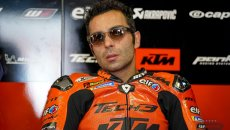 "MotoGP: Petrucci: ""Cosa ci manca? La dura di Michelin del 2020, era perfetta per KTM"""