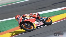 MotoGP: Marc Marquez: buona la prima! È 3° nelle FP1 a Portimao