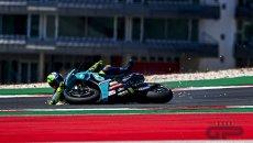 """MotoGP: Rossi: """"Qualche punto avrebbe dato morale, ma ora sono più fiducioso"""""""