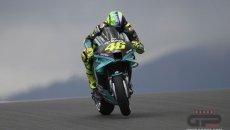 """MotoGP: Valentino Rossi: """"Marquez è già veloce come prima dell'infortunio"""""""