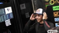 """MotoGP: Bastianini: """"It's rough on the body here, I hope I'm fast right away"""""""