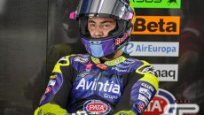 "MotoGP: Bastianini: ""VR46 MotoGP? My goal is to continue with Ducati in 2022"""