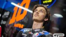 "MotoGP: Marini: ""Quando sto bene con la moto sono esplosivo, non sono un diesel"""