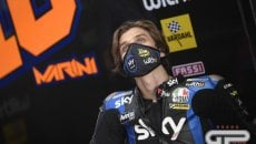 """MotoGP: Marini: """"Ormai non c'è più tanta differenza con gli altri nel guidato"""""""