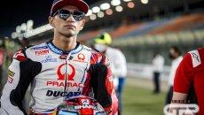 "MotoGP: Martín: ""Sarà fantastico avere così tanta potenza su queste montagne russe"""