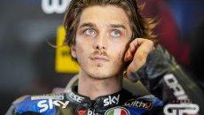 """MotoGP: Marini: """"Devo staccare più forte, come Bagnaia e fidarmi dell'anteriore"""""""