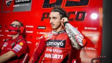 "MotoGP: Bagnaia: ""Martin is very good, but he's not ready to win a Grand Prix"""