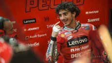 "MotoGP: Bagnaia: ""Everything came good for me and when it goes like this it's magnificent"""