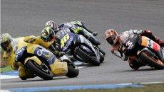 MotoGP: Alex Barros e quella vittoria nel GP del Portogallo davanti a Rossi e Biaggi