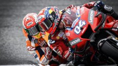 MotoGP: Destini incrociati: il futuro di Marquez e Dovizioso si decide il 12 aprile