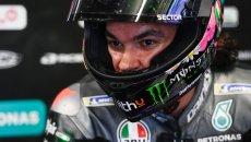 """MotoGP: Morbidelli: """"Questa situazione mi prude, al mio futuro ci penserà la VR46"""""""