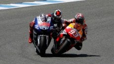 "MotoGP: Lorenzo: ""After the clash in Jerez with Marquez, I tried to intimidate him"""