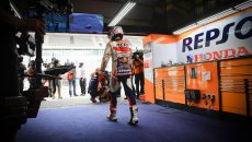 "MotoGP: Marc Marquez: ""The Hond jerks when riding it, as if I were Robocop"