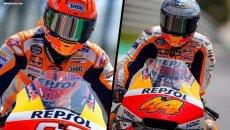 """MotoGP: Marquez: """"Non guido una moto dalla gara di Portimao"""""""