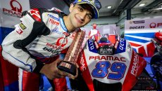 MotoGP: Martin, Fernandez and Acosta: little Marquezes grow up