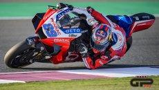 """MotoGP: Martin: """"piego più di tutti perché sono basso, ma non rovino le gomme"""""""