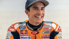 MotoGP: Marc Marquez, the return: there is the OK of the doctors for the return to Portimao