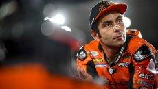 """MotoGP: Petrucci: """"Dopo dieci anni di MotoGP, ci capisco qualcosa: la KTM ora funziona"""""""