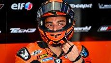 """MotoGP: Petrucci: """"Mi manca stabilità con la KTM, ma non sono preoccupato"""""""