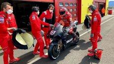 MotoGP: Pirro e Ducati già in pista al Mugello per preparare il GP d'Italia