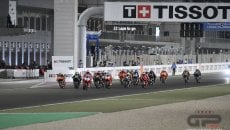 MotoGP: Ready, Set…GO! MotoGP races are won on the first lap