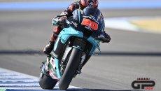 MotoGP: GP di Spagna, Jerez, in diretta streaming su DAZN, commento di Melandri